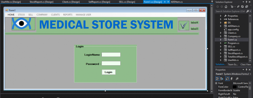 Medical Store Management System In C With Source Code Techringe